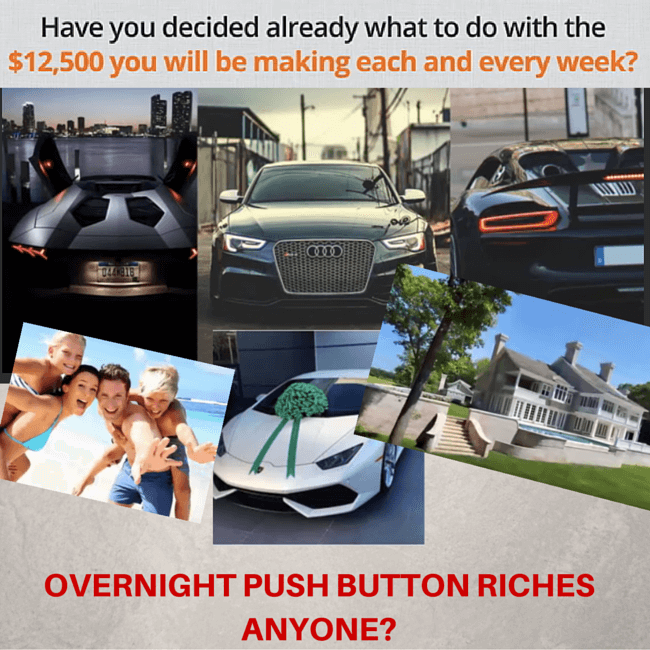 Push Button Riches Claims