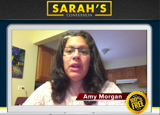 Fake testimonial by Amy