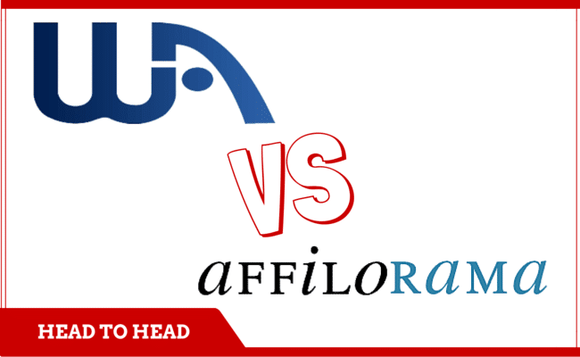 Wealthy Affiliate vs Affilorama review