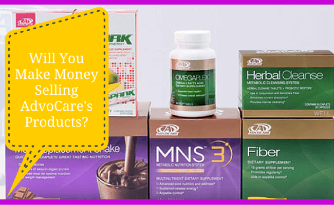 Can you really make money selling advocare products online for What can you make and sell for money