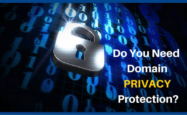 Do you need domain privacy protection