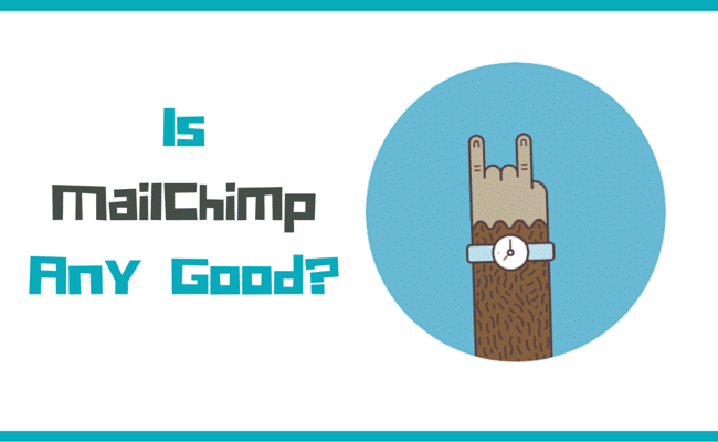 Is Mailchimp any good