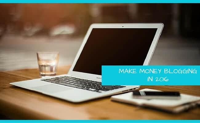 Make Money By Writing Blog Posts
