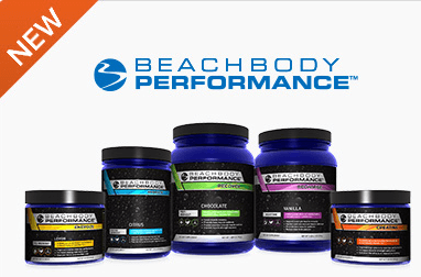 Beach Body Core Product range
