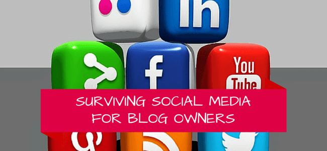 Social Media Marketing For Blogs- Beginners Survival Guide
