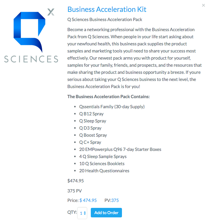 Business Acceleration Kit