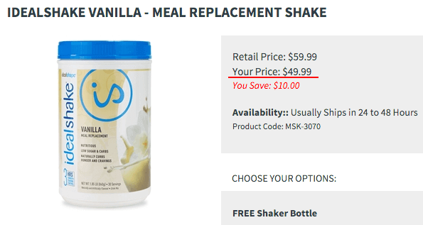 IdealShake