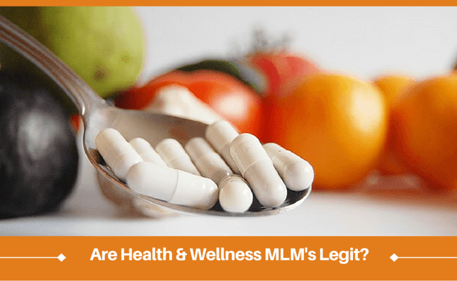 Why so many mlm companies are into health and wellness