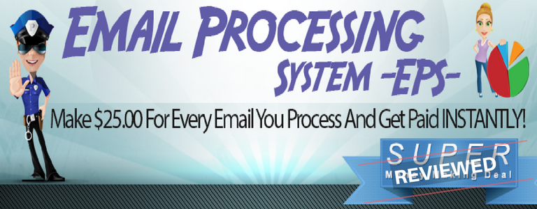 Review Of Email Processing System EPS- Scam or Legit