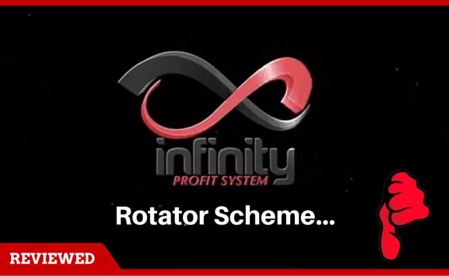Infinity Profit System rotator scheme