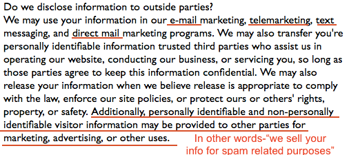 VW Hosting Privacy Policy