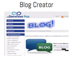 Blog Creator