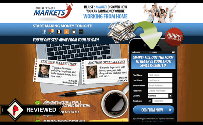 Online Wealth Markets Review