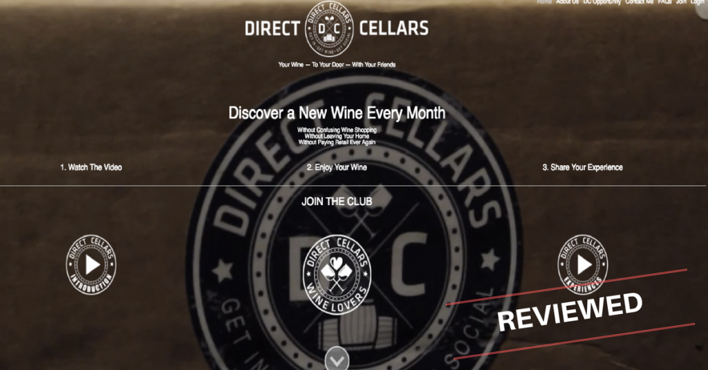 Direct Cellars Review Legit Wine Club Opportunity