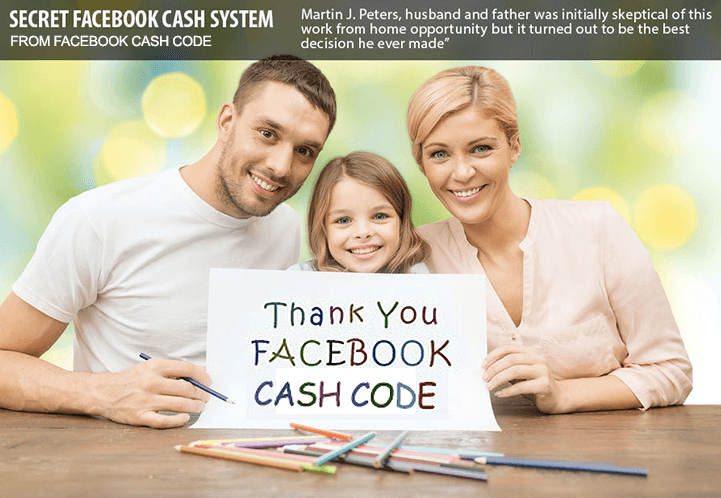 The Facebook Cash Code Scam- This Is NOT a Job Offer!