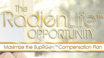 Radien Life Business Opportunity