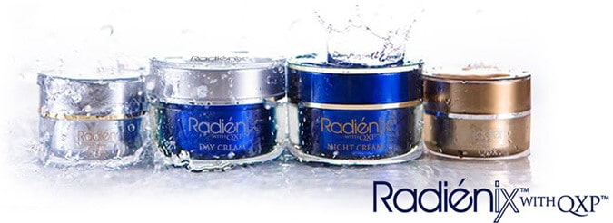Radien Skin Care Products