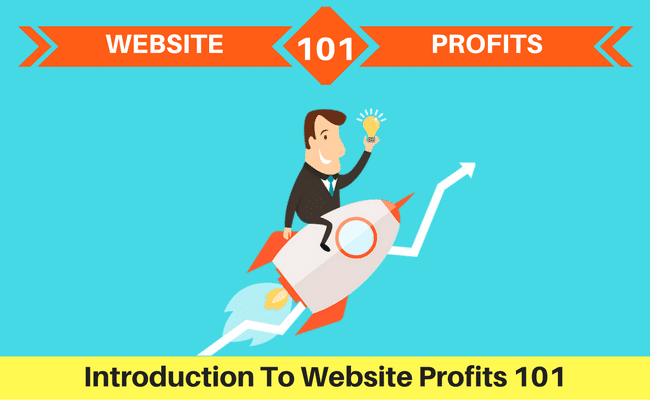 Introduction To Website Profits 101