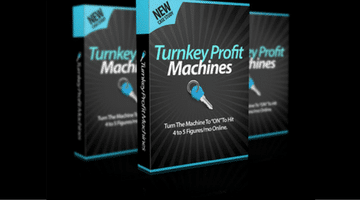 Turnkey Profit Machines Review: Your Key To 5 Figures?