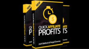 Quick Affiliate Profits Review: Fast Road To Freedom?