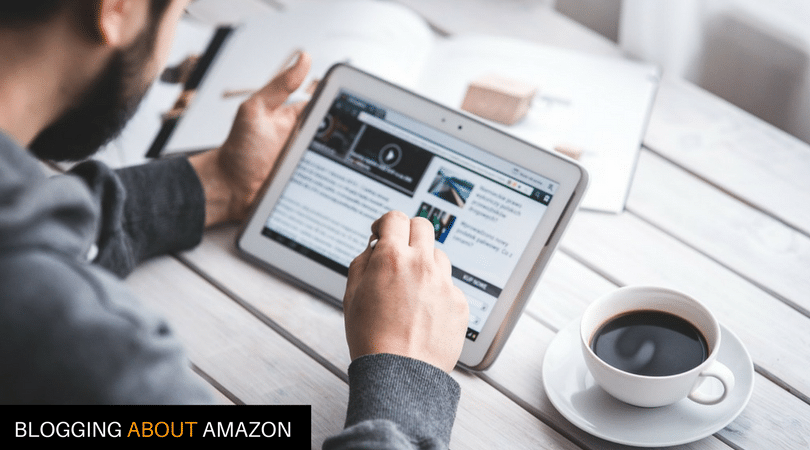 Make Money Blogging About Amazon