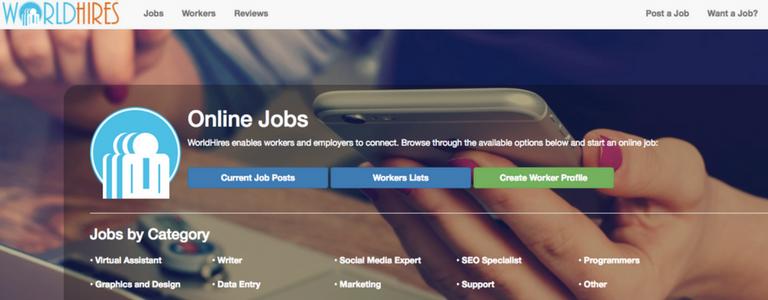 Is WorldHires.Com A Legit Online Job Portal or Scam?