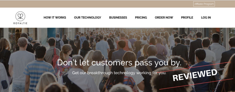Royaltie Gem Review: Legit Bluetooth Marketing Biz Op?