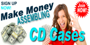 Home Assembly Jobs CD Cases