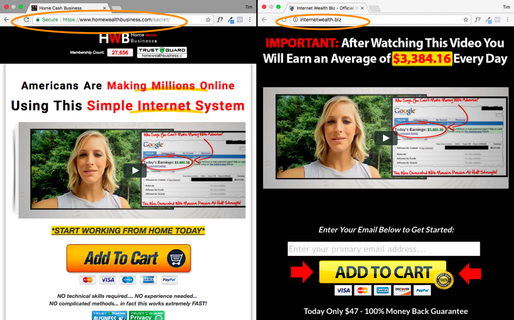 Home Wealth Business and Internet Wealth Biz