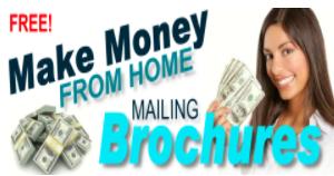 Mailing Brochures