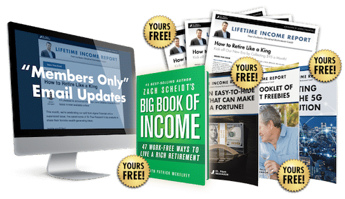 LIR subscription contents including Big Book of Income