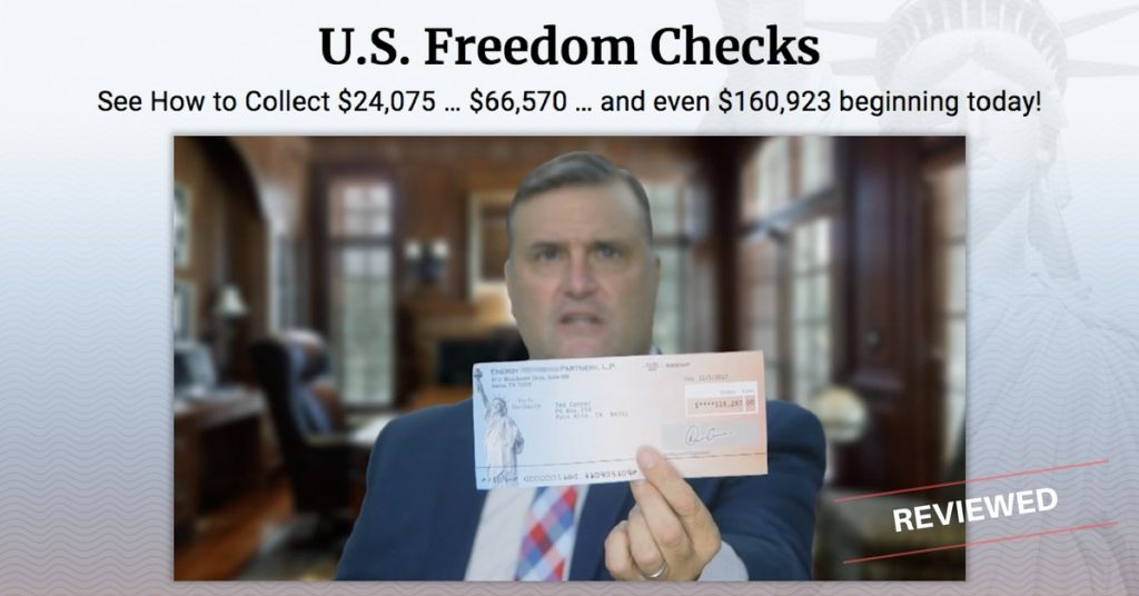What Is Freedom Checks - Scam or Real Way To Profit ...