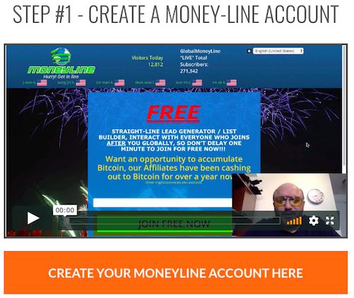 Promoting Moneyline