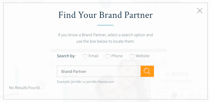 Brand Partner Form
