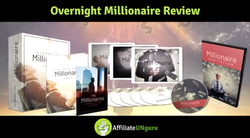 Overnight Millionaire Review Banner