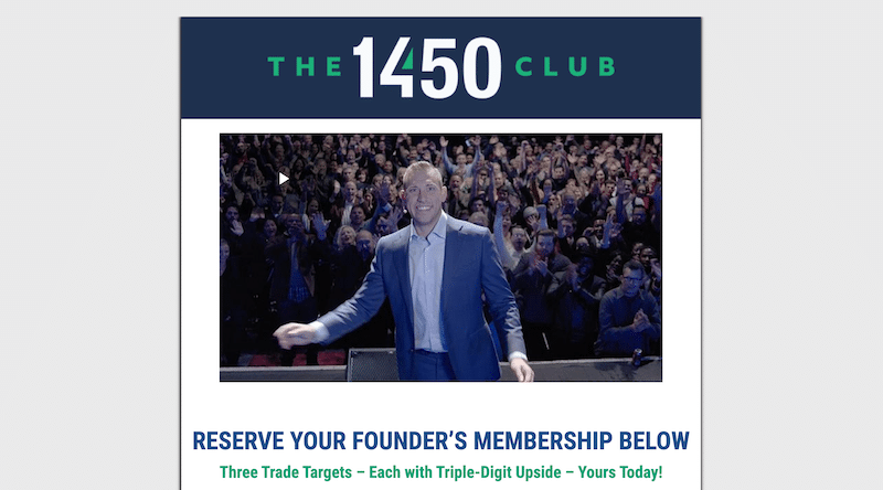 The 1450 Club Review