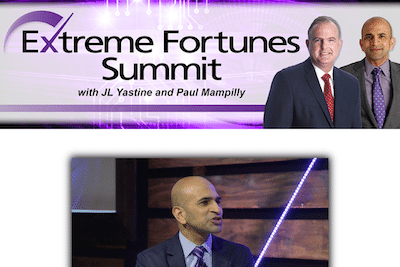 Paul Mampilly's Extreme Fortunes newsletter